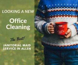 Plano Looking a new Office cleaning